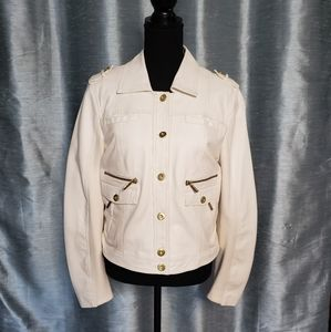 *HOST PICK* Bagatelle Faux Leather Jacket